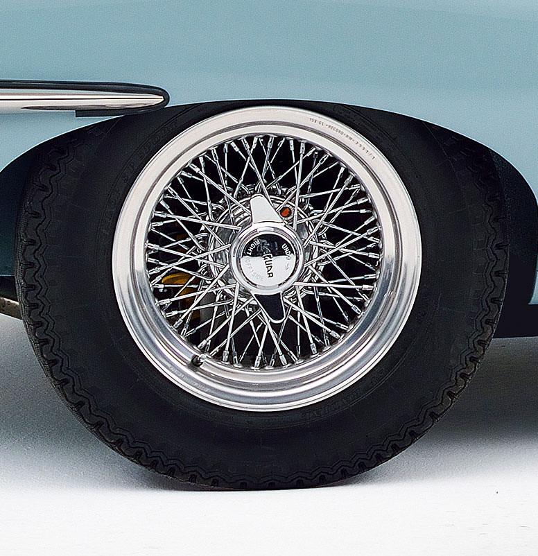 Processus Retro Roadster : Les finitions extérieures